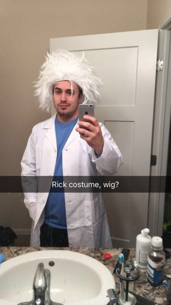 Got My Halloween Costume