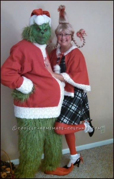 The Grinch Halloween Costume Ideas ✓ The Halloween Costumes