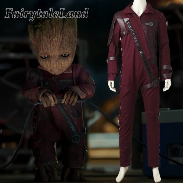 Guardians Of The Galaxy 2 Baby Groot Costume Halloween Costumes