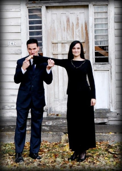 Halloween 2010 – The Addams Family