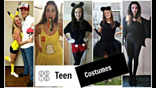 Halloween ~ Halloween Costume Ideas For Teen Girls Youtube