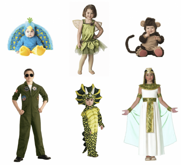 Halloween Costumes For Babies, Toddlers, And Big Kids