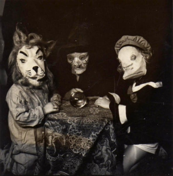 Tbt  Vintage Costumes That Will Haunt Your Dreams
