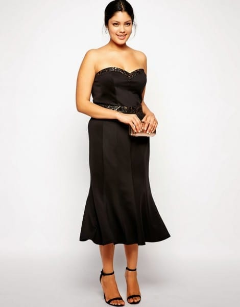 9 Plus Size Glam Holiday Dresses