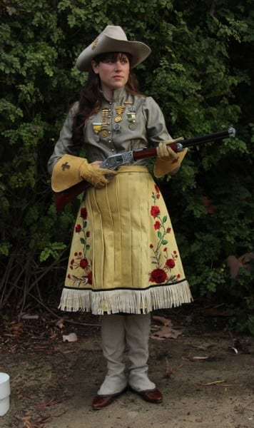Annie Oakley Costume Ideas
