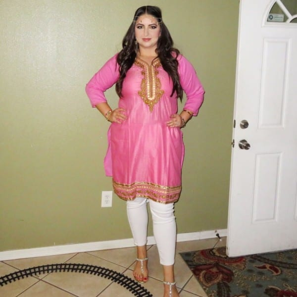What To Wear To An Arabian Nights Party
