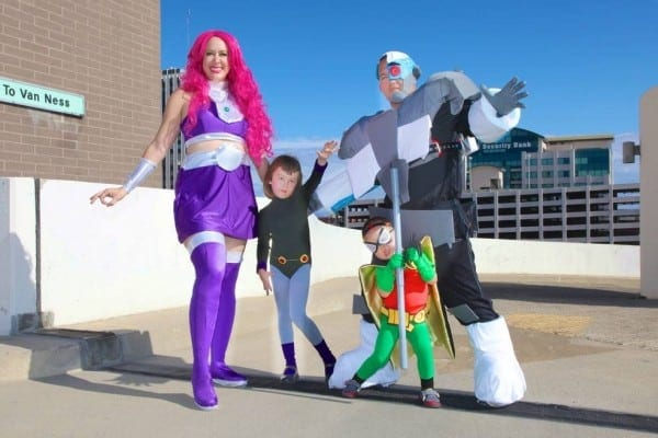 Teen Titans Go Halloween Costumes ✓ Halloween Costumes
