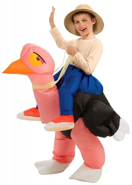 Inflatable Costume For Kids