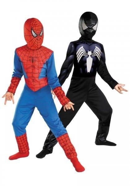 Emerging Spiderman For Kids Deluxe Toddler Costume Halloween