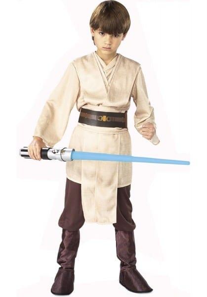 Jedi Knight Child Costume, Star Wars Fancy Dress, Knight Costumes