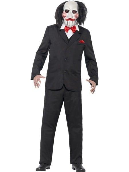 Jigsaw Costumes (for Men, Women, Kids)