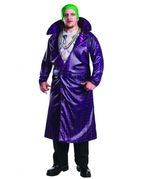 Joker Costume Deluxe Plus Size