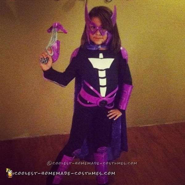 Kid Huntress Batgirl Costume