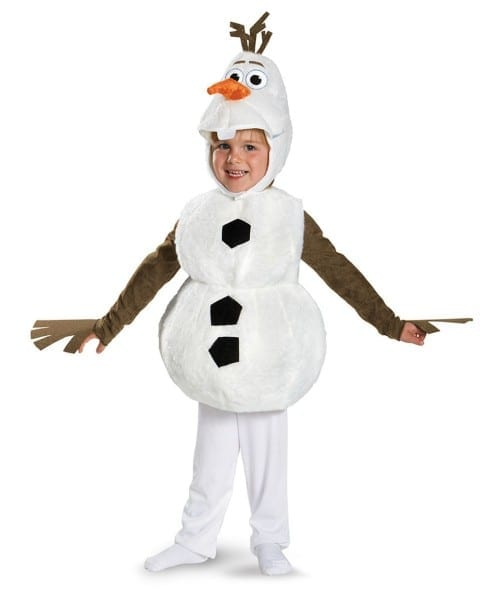 Frozen Olaf Toddler Boys Costume
