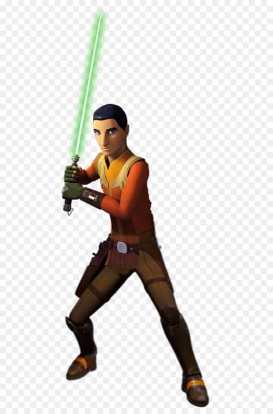 Ezra Bridger Ahsoka Tano Star Wars Rebels Zeb Orrelios Art