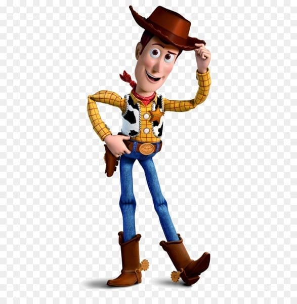 Sheriff Woody Toy Story Jessie Buzz Lightyear Andy