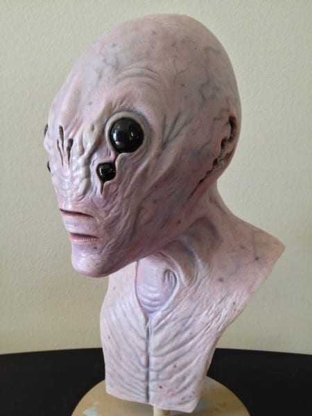 Alien Mask — Stan Winston School Of Character Arts Forums