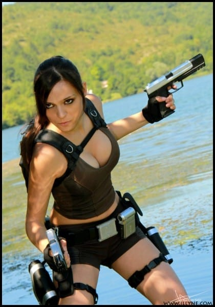 One Of The Best Lara Croft Costumes I've Ever Seen