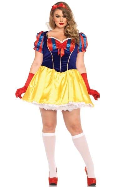 Plus Size Fairytale Costumes