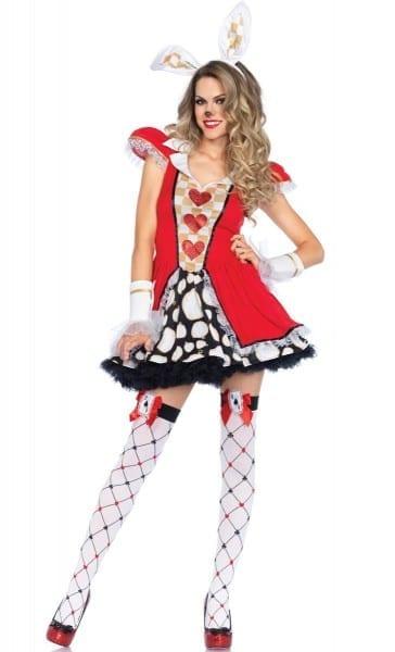 White Rabbit Women's Costume