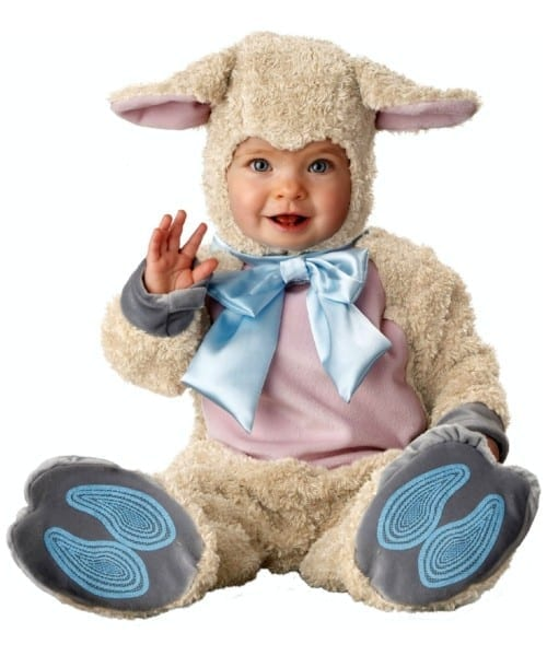 Lil Lamb Costume Infant Toddler Costume