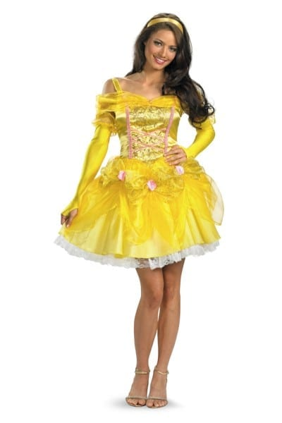 Sassy Belle Beauty & The Beast Costume By Disguise®