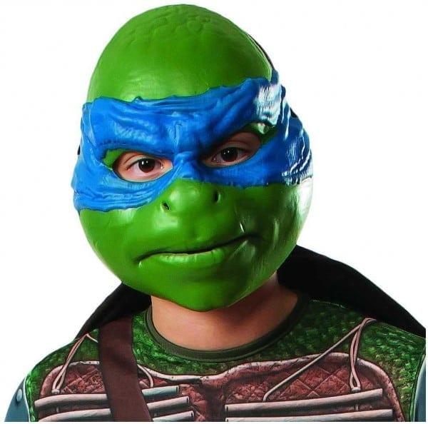 Leonardo Boys Costume Teenage Mutant Ninja Turtle Kids, Teenage