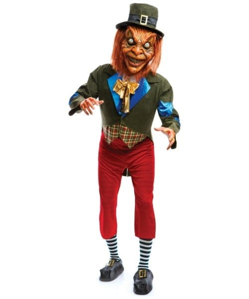 Adult Leprechaun Sexy Costume