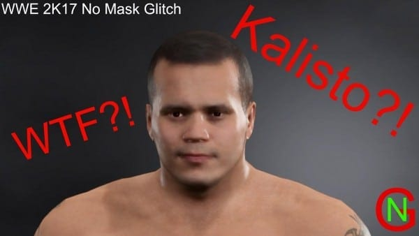 Wwe 2k17 Mask Removal Tutorial (patched  No Longer Works)