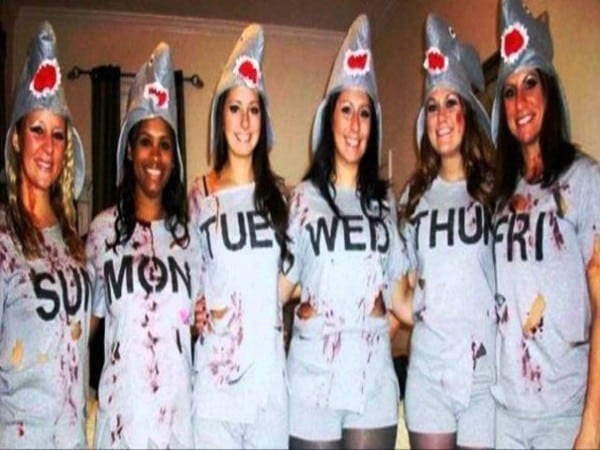 Group Halloween Costumes For 5
