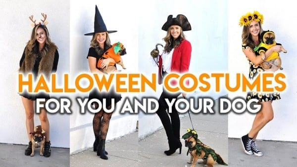 Halloween Costumes For You And Your Dog