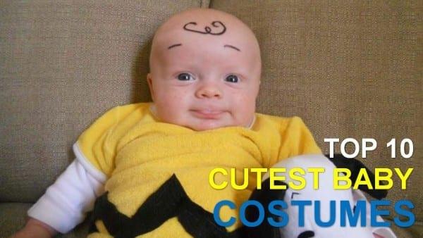 🎃 10 Cutest Halloween Baby Costumes 🎃