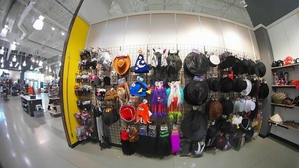 Halloween Express Fargo Hats, Wigs, Hair Accessories And Makeup