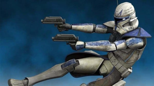 Best Of Captain Rex ( Star Wars The Clone Wars And Star Wars