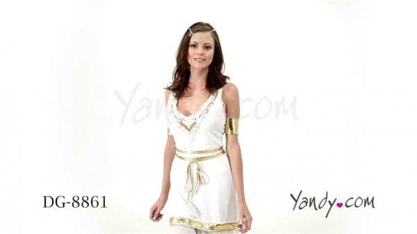 Goddess Of Love Aphrodite Costume Dg 8861 1