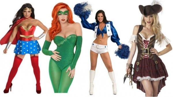 Easy Sexy Adult Halloween Costume Ideas For Women  Wonder Woman