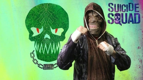 Suicide Squad Killer Croc Adult Costume From Rubies Costumes