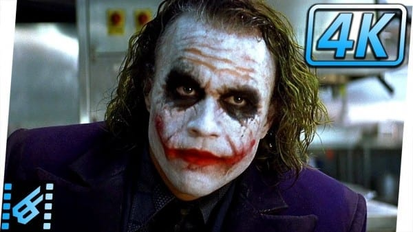 Joker's Pencil Trick