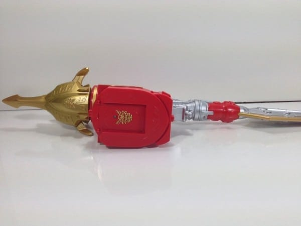 Review  Deluxe Ultra Dragon Sword (power Rangers Megaforce)