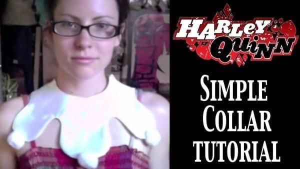 Harley Quinn Costume Tutorial