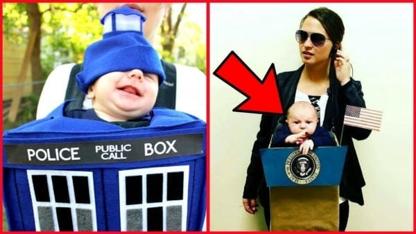 Baby Halloween Costumes That Are So Cute