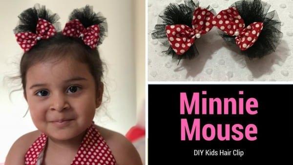 Diy Kids Hair Clip