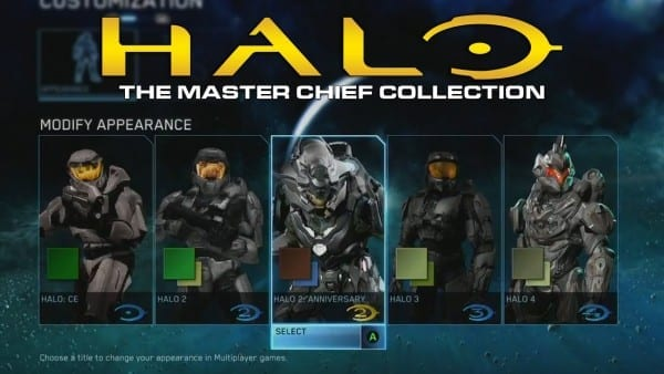 Halo  The Master Chief Collection Armor Customization!