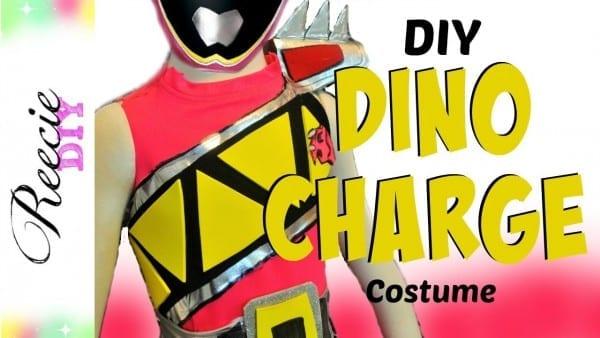 Power Rangers Dino Charge Costume Tutorial