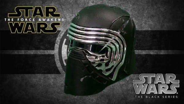 Star Wars The Black Series Kylo Ren Electronic Voice Changer