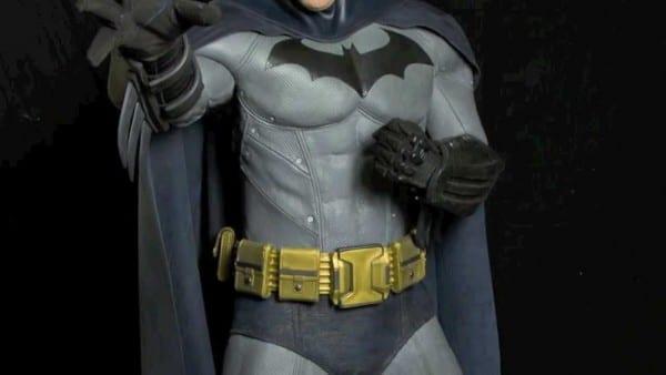 The Real Life Batman Arkham City Costume