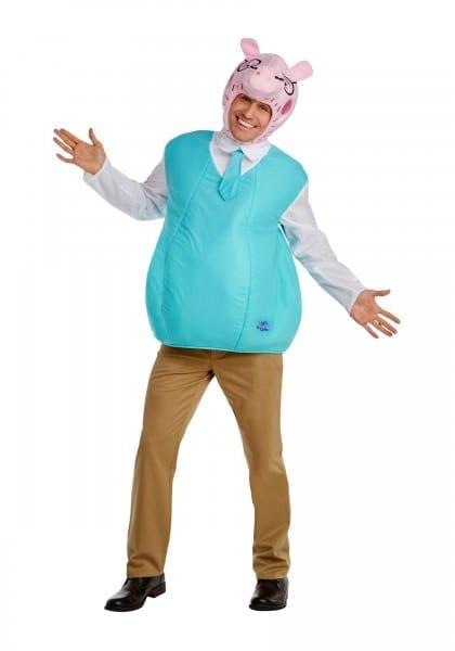 Infanttoddler Cookie Monster Deluxe Halloween Costume  Peppa Pig