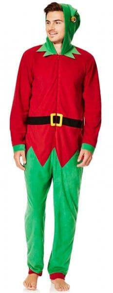 Six Of The Best Christmas Onesies For Men