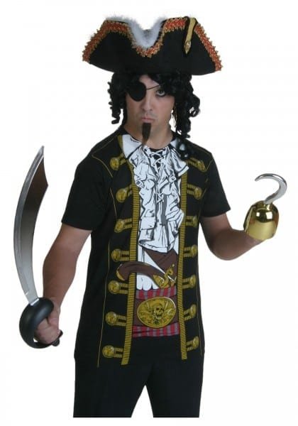 Mens Pirate Shirts For Sale