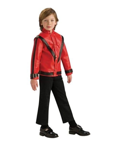 Michael Jackson Thriller Jacket Costume